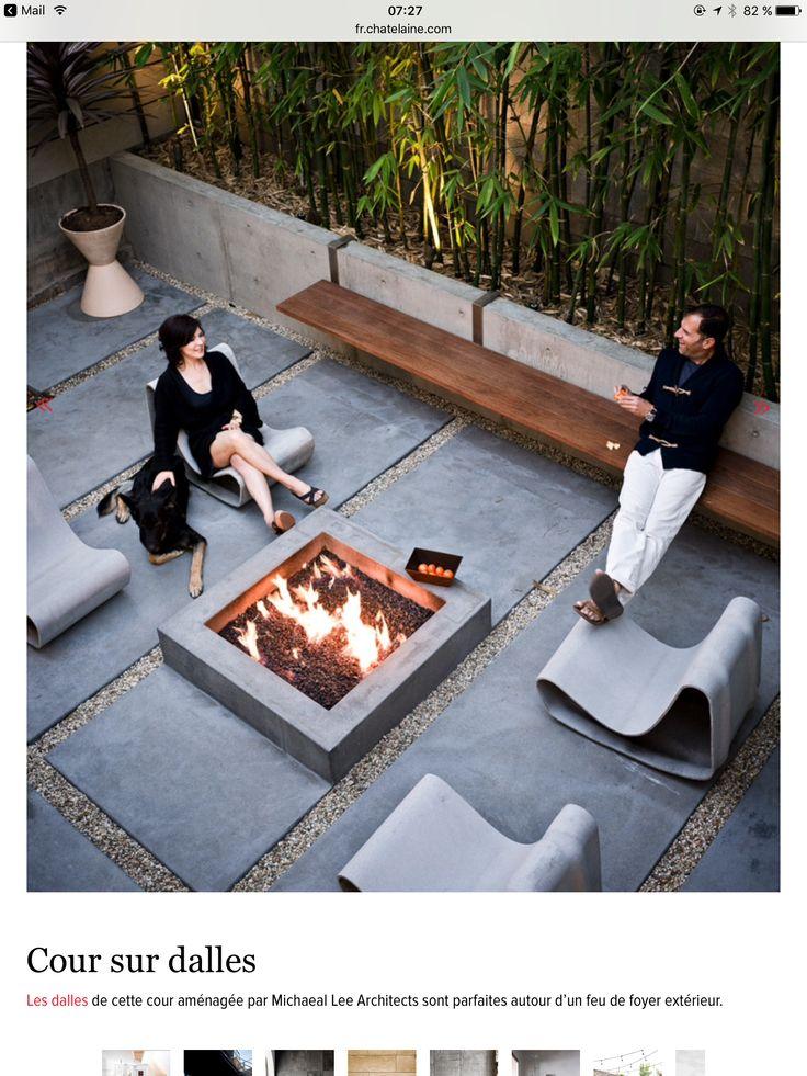 66 best Inspiration pour ma maison de rêve images on Pinterest - dalle beton interieur maison