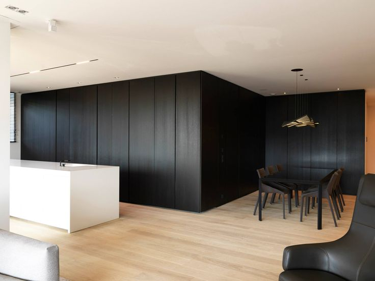 Architecture by Studio Zero, realized by Deco-Lust.