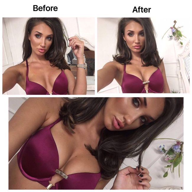 Excited to say Secret Fashion Fixes online store is now stocking the Ultimate Cleavage Clip loved by many including the stunning Megan McKenna 👌 http://www.secretfashionfixes.ie/p/ultimate-cleavage-clip/cleavageclip