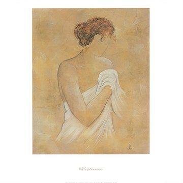 J. Thomas Artwork Canvas Print - Reflection
