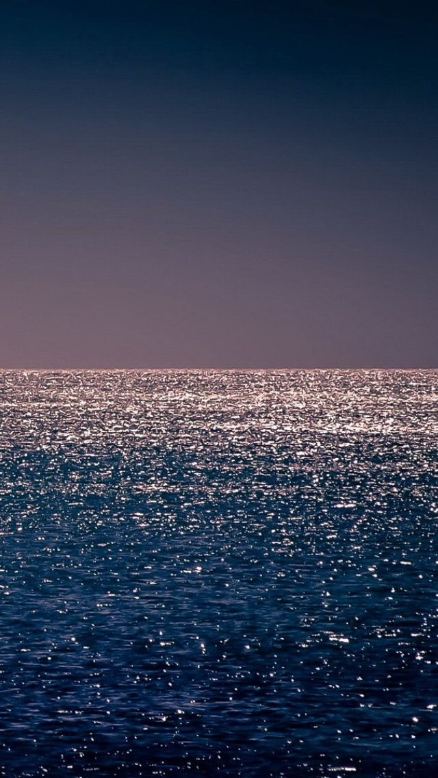 Wallpaper iPhone sea⚪️