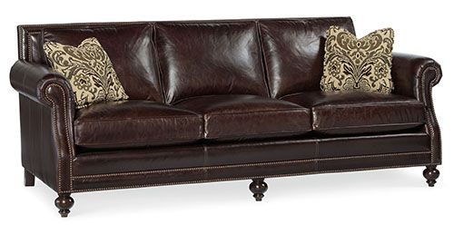 Bernhardt | Brae Sofa (6717L) | Home Ideas | Pinterest | Upholstery, Leather  and Products