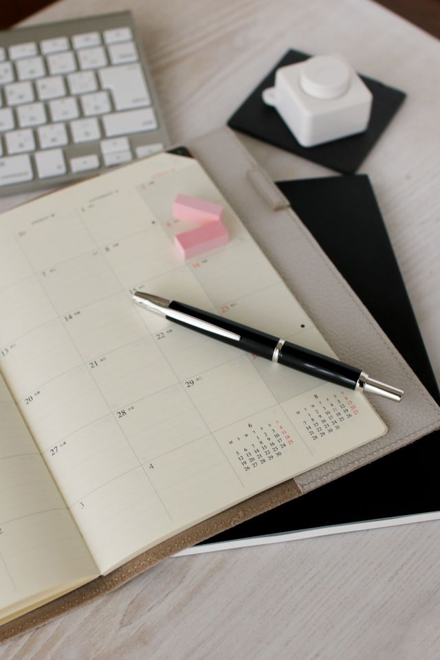 【手帳の使い方・選び方】さよなら真っ白なウィークリー! 手帳選びの極意は、手帳を自分に合わせること