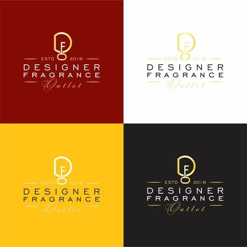 Designer Fragrance Outlet - Design a luxurious logo for the largest perfume and health and beauty store in the world! Designer Fragrance Outlet primarily sells perfumes, colognes, and make-up. The company primarily targets males and fe...