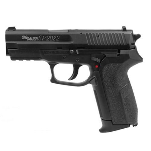 Sig Sauer SP2022 C02 4.5mm Airgun Pistol with Metal Slide