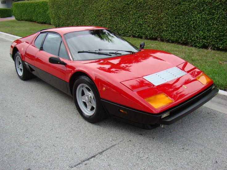 1983 Ferrari Berlinetta Boxer 512BBi