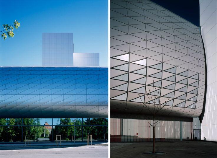 Deutsche Nationalbibliothek | Leipzig, Germany | Gabriele Glöckler Architektin and zsp architekten | photo by Michael Moser