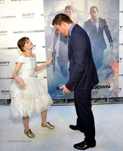 Channing and Joey King