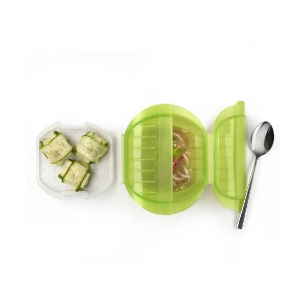 Ogya Lékué - Estupendo invento para disfrutar del micro.Increíble cómo quedan las recetas al vapor o los estofados y sopas con este utensilio en el micro. Merece la pena!