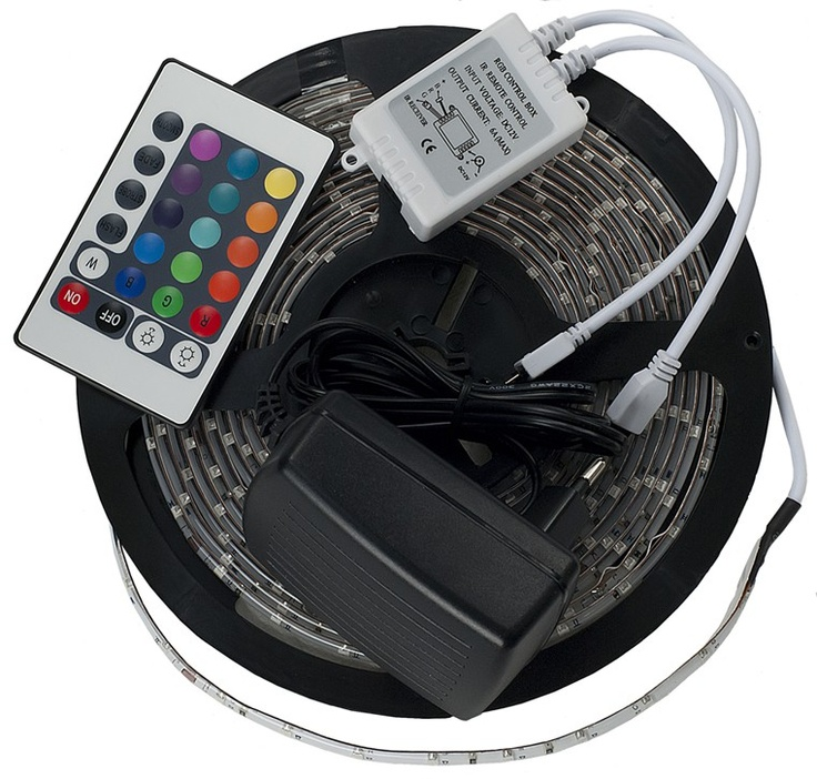 Led strip RGB (ett års garanti) via Prylcity. Click on the image to see more!