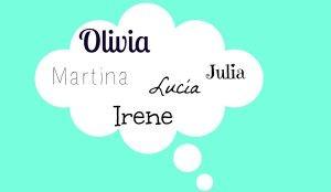 DE TODO UN POCO: Nombres propios: Conozca su significado mágico