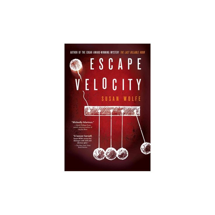 Escape Velocity (Hardcover) (Susan Wolfe)