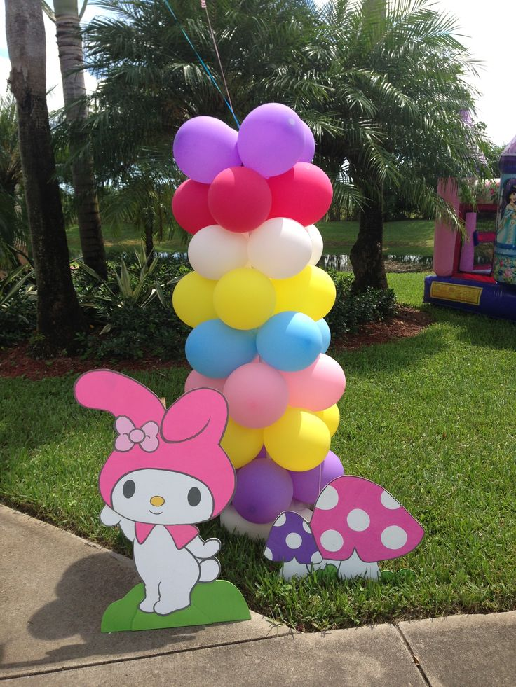 17 Best Images About My Melody Party Ideas On Pinterest