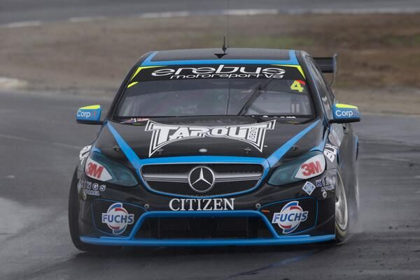 #Mercedes Are Winners in the V8 #Supercars #MercedesBenzofHuntValley