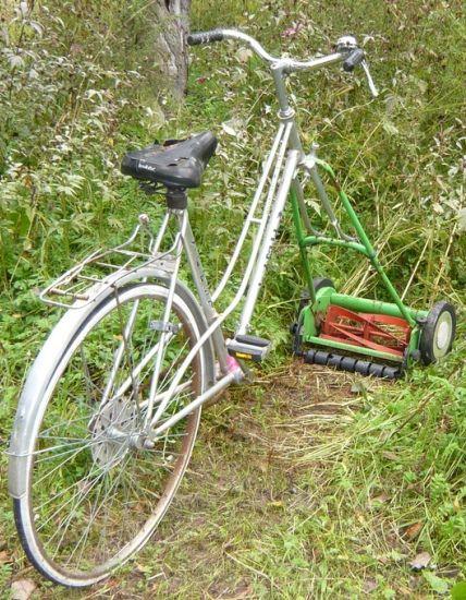 Bizarre Bike Mods