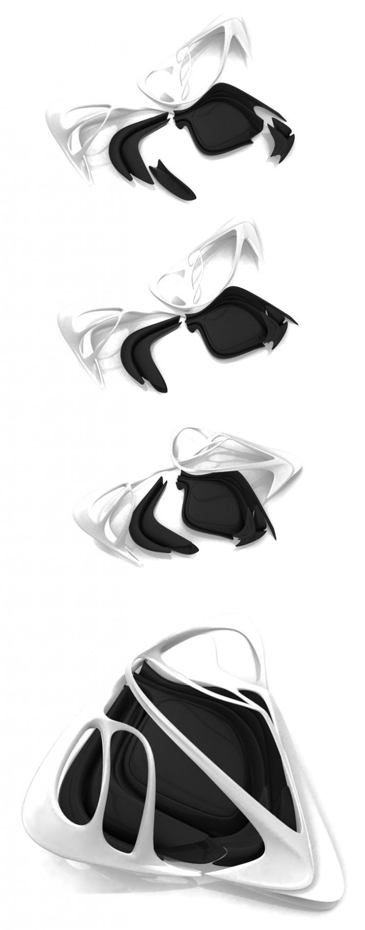 Lotus by Zaha Hadid Architects | Yatzer