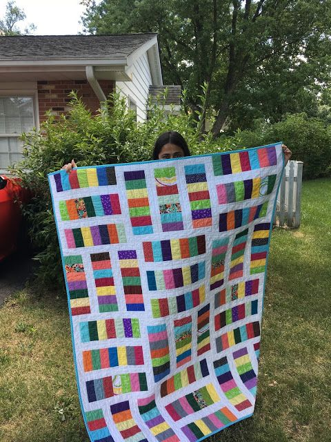 Sew Preeti Quilts: Playing Footsie
