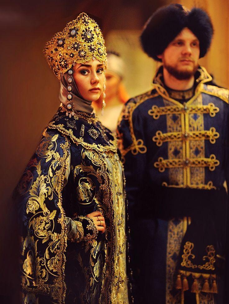 фото царей и цариц русских если сочетать