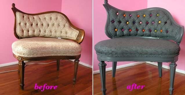 15 Best Images About Upholstery Painting On Pinterest Upholstery How To Paint And Painting