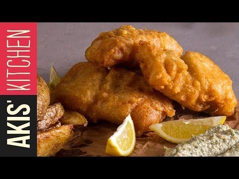 Speedy fish and chips  | Akis Petretzikis