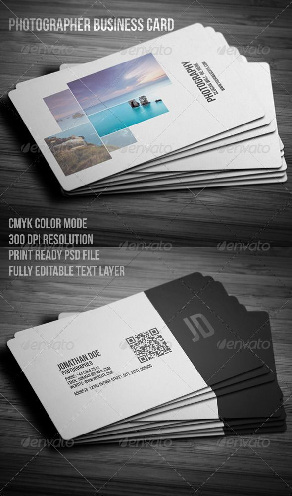 29 best Business Cards images on Pinterest | Print templates ...