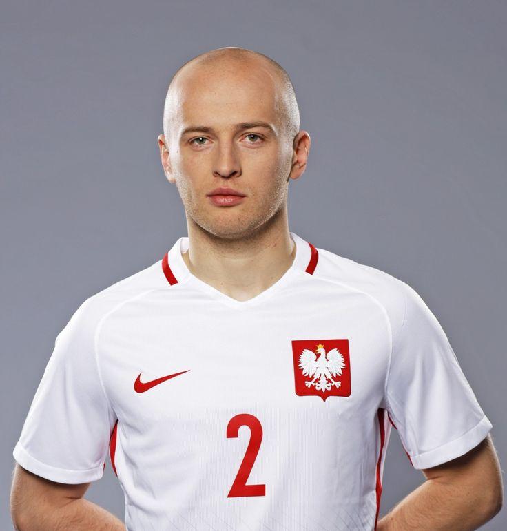 Michał Pazdan (Poland) 28 años. Jugador revelación