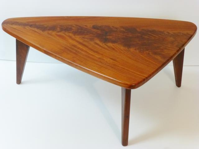 Jean touret ateliers de marolles table basse tripode les - Recherche table basse ...