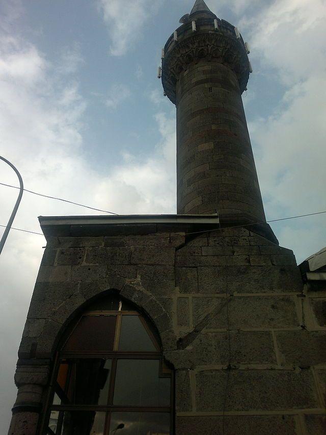 Erzurum Pervizoğlu Camii - Erzurum - Vikipedi