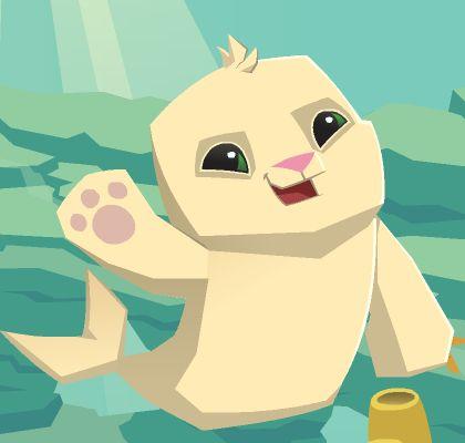 animal jam seal