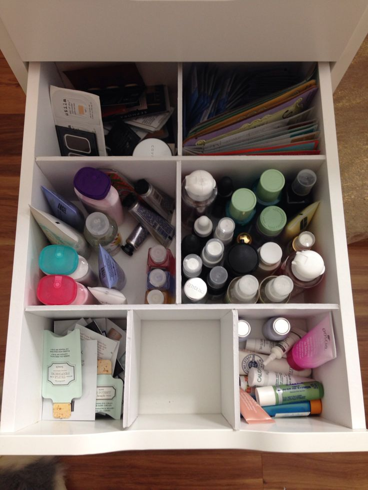 DIY Ikea Alex Drawer Dividers