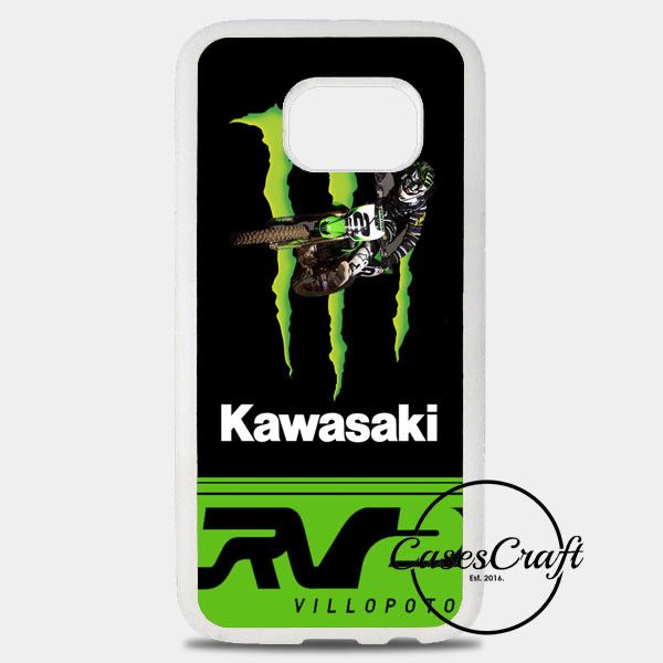 Ryan Villopoto Monster Thor Motocross Samsung Galaxy S8 Plus Case | casescraft