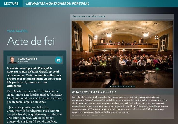 Acte de foi - La Presse+