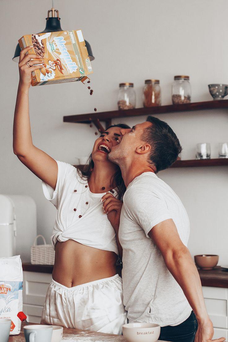 Идеи фотосессии для мужчин на кухне уже следующее