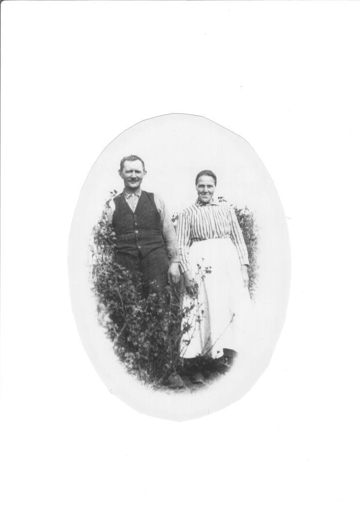 My great grandparents, Ingebrett and Ane Njærheim, parents of Ingolf Njærheim