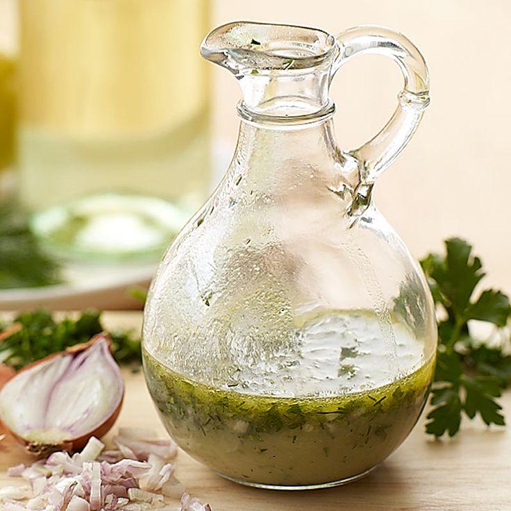Greek Vinaigrette Salad Dressing Recipe | Weight Watchers