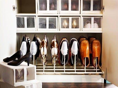 Unique Modern Shoe Storage Ideas
