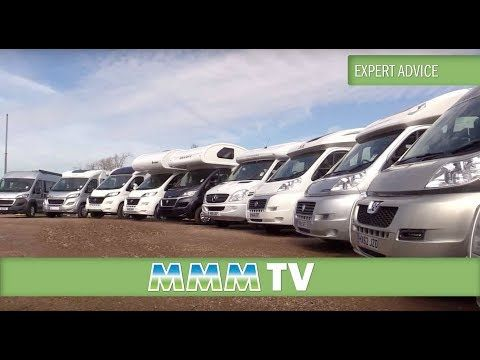 MMM TV Motorhome Review New V Used GBP40 50K Motorhomes