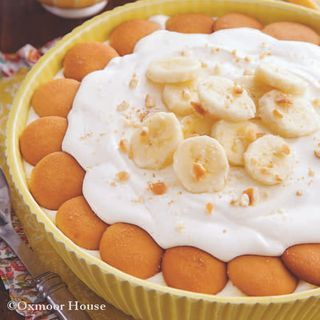 Gooseberry Patch Bragging Rights Banana Pudding Recipe