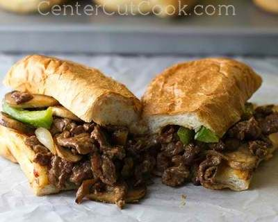 Melt in your mouth Philly Cheese steak Sandwiches Recipe