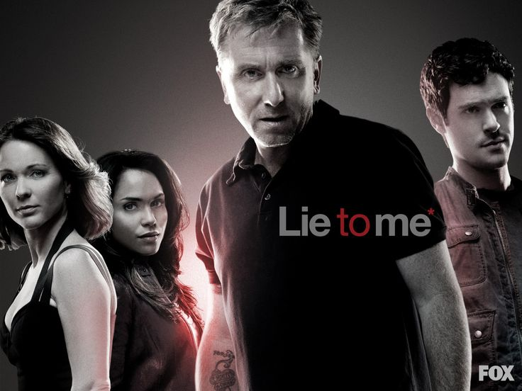 lie to me - (seriously why did they cancel this show?)