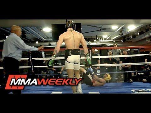 MMA Conor McGreogor vs Paulie Malignaggi: Was It a Knockdown?