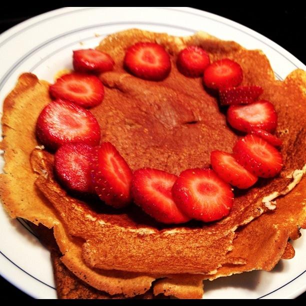 Gluten free cream cheese pancakes | Primal & Paleo Foods | Pinterest