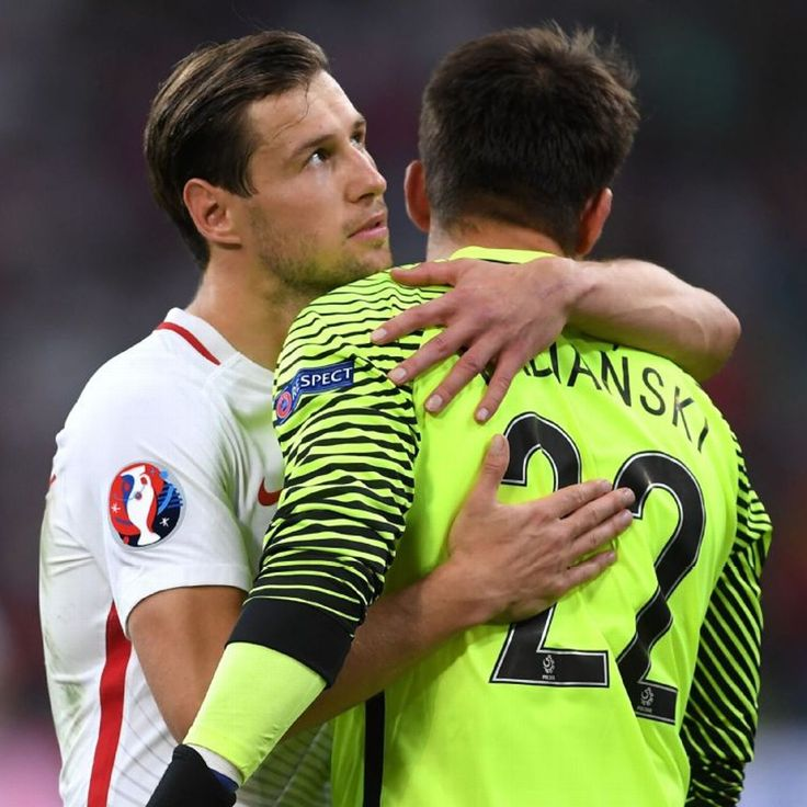 Grzegorz Krychowiak and Poland flame out of Euro 2016 with heads held high