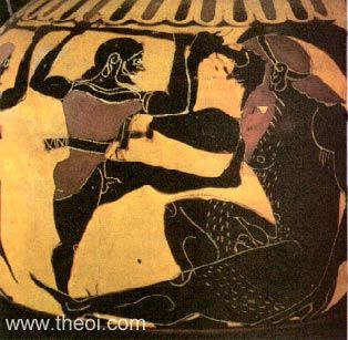 1000+ images about Odysseus and the Cyclops on Pinterest ...