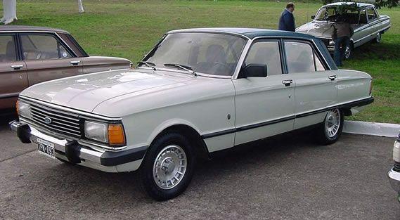 historia del Ford Falcon - autos clasicos - autos argentinos