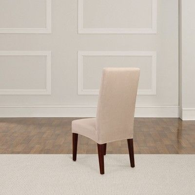 dining chair slipcover sure fit linen