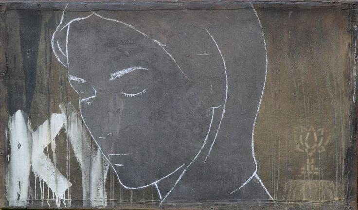 Madeleyne IV 170x100cm door Casper Faassen - Te huur/te koop via Abrahamart.com  #art #painting #kunst #kunstuitleen #CasperFaassen #abrahamart #bramreijnders #Eindhoven