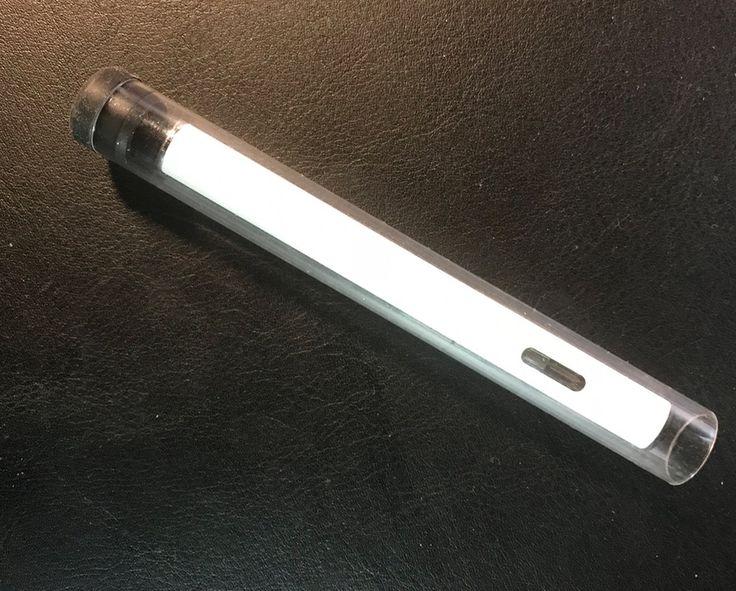 WAX-OIL系 アトマイザー ヴェポライザー  / バッテリー一体型 /ホワイト/  CBD_画像1