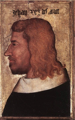 -Unknown Master, Portrait of Jean Ie Bon, King of France, 1360    -종교가 세상을 지배하던 중세시대가 되면서 사라지는 초상화들    -성화를 제외하고는 왕이나 군주만이 자신의 초상화를 가질 수 있었다.    -중세시대의 다양한 초상화들을 찾아볼 예정