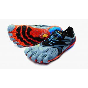 Vibram Fivefingers V-Run - Grey/blue